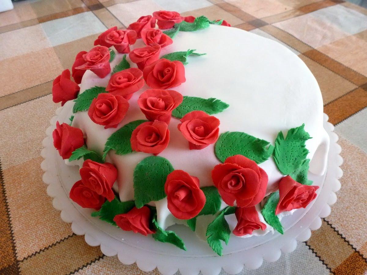 Торт с пошаговым из мастики