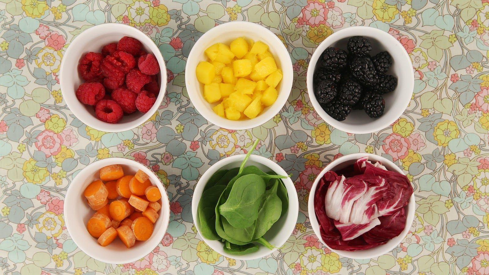 Как сделать натуральные пищевые красители